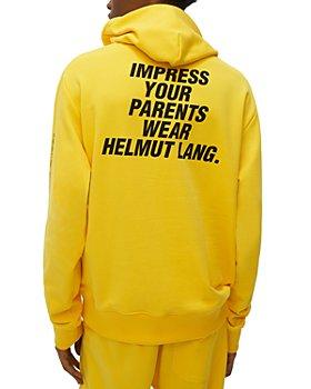 Helmut Lang - Impress Hoodie