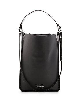 Balenciaga - Medium North South 2.0 Leather Hobo