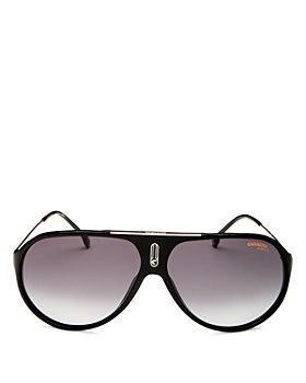 Carrera - Men's Brow Bar Aviator Sunglasses, 63mm
