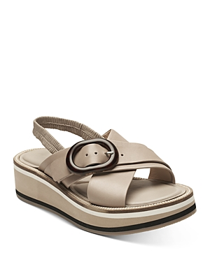 Women's Lupita Crossband Slingback Sandals