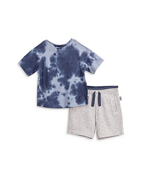 Splendid - Boys' Tie Dye Shorts Set - Baby