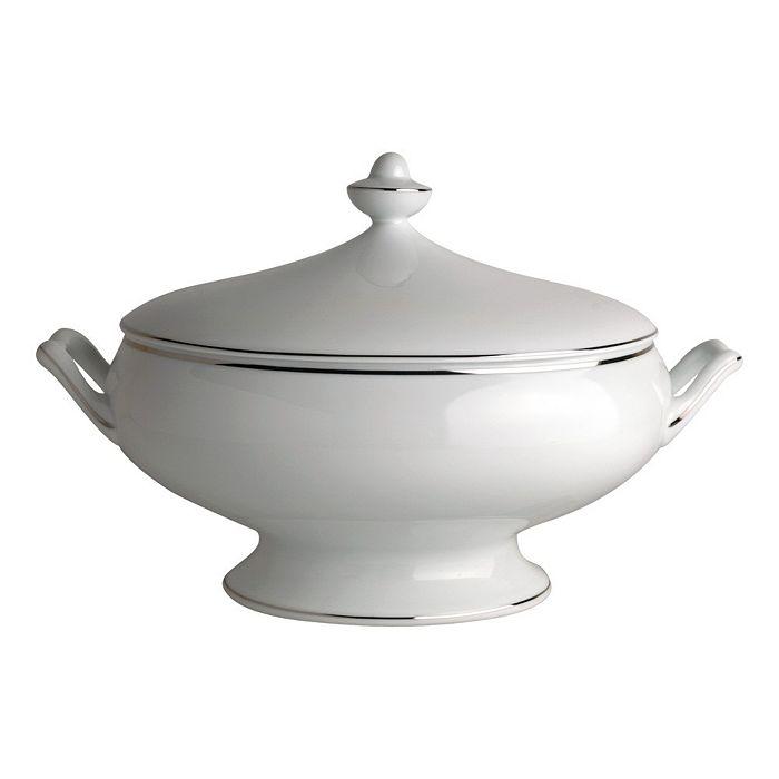 Bernardaud - Cristal Covered Vegetable Bowl
