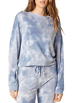 Beyond Yoga - Tie Dyed Sweatshirt & Sweatpants