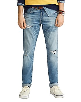 Polo Ralph Lauren - Sullivan Slim Fit Stretch Distressed Jeans