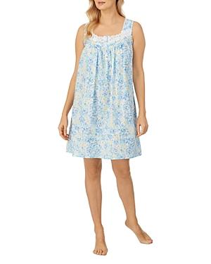 Watercolor Short Nightgown
