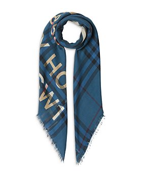 Burberry - Horseferry Check Large Square Scarf
