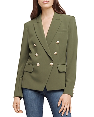 L Agence L'AGENCE KENZIE DOUBLE-BREASTED BLAZER