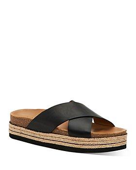 Aquatalia - Women's Ariana Platform Sandals
