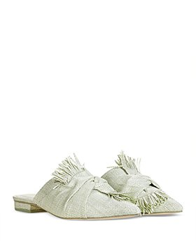 Cult Gaia - Women's Angie Pointed Toe Flats