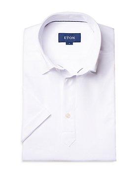 Eton - Cotton Piqué Knit Polo