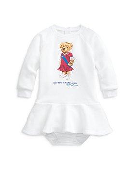 Ralph Lauren - Girls' Bear Skater Dress - Baby