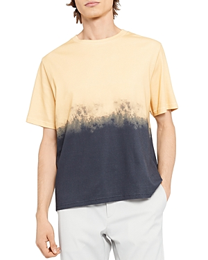 Theory Casey Dip Dyed Tee