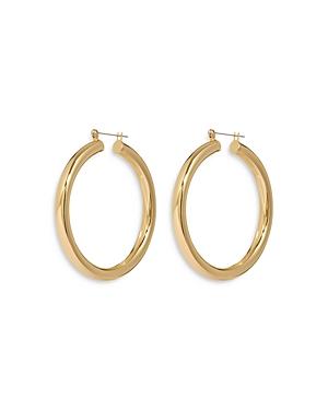 Amalfi Tube Hoop Earrings