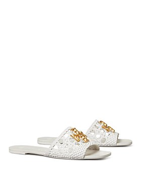 Tory Burch - Women's Eleanor Woven Flats