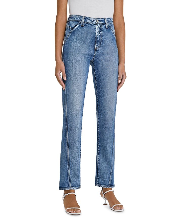 Ag Denims ANGLED ALEXXIS JEANS IN EMBRACE