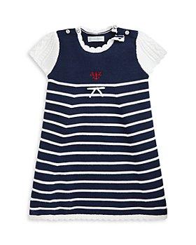 Ralph Lauren - Girls' Short Sleeve Sweater Dress - Baby