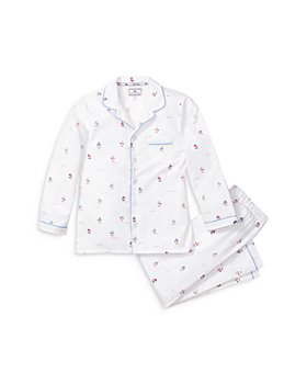 Petite Plume - Unisex Classic Pajama Set - Baby, Little Kid, Big Kid