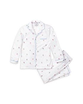 Petite Plume - Unisex Classic Pajama Set - Baby, Little Kid, Big Kid
