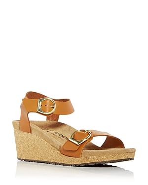 Birkenstock Women's Papillio Soley Buckle Wedge Sandals