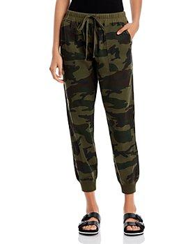 AQUA - Woven Camouflage Joggers - 100% Exclusive