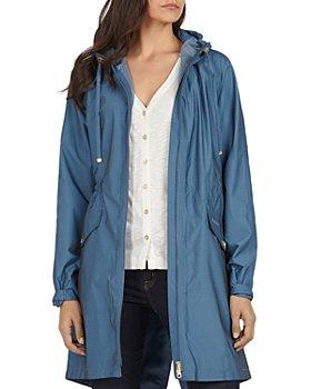 Barbour - Dryden Hooded Waterproof Jacket