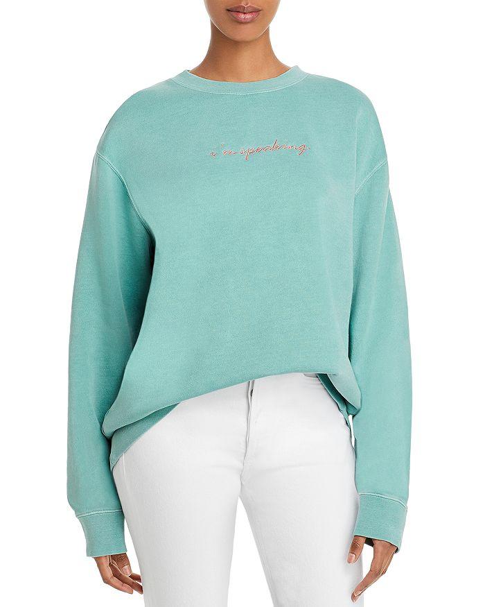 Phenomenal - I'm Speaking Sweatshirt