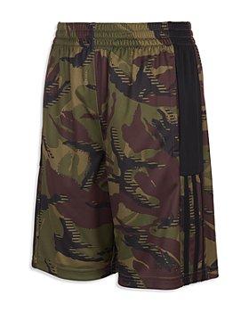 Adidas - Boys' Camo Aeroready Knit Shorts - Little Kid, Big Kid