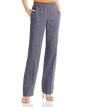 Theory - Straight Leg Pants