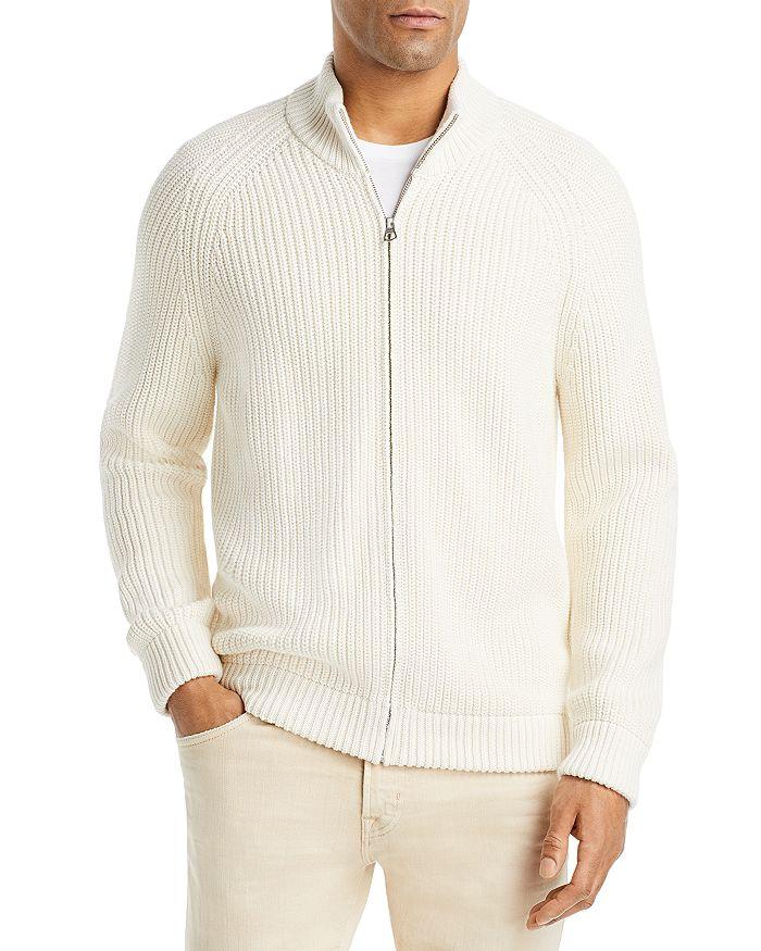 Vince Sweaters FULL ZIP SWEATER