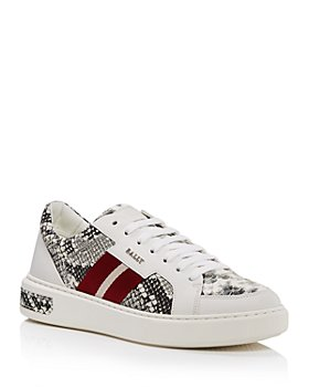 Bally - Men's Myles Snake-Print Low Top Sneakers