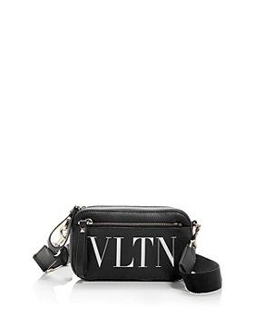 Valentino Garavani - Logo Leather Crossbody Belt Bag