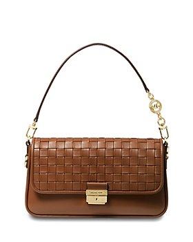 MICHAEL Michael Kors - Bradshaw Small Leather Convertible Shoulder Bag