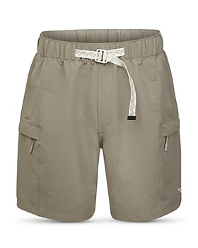 The North Face® - Class V Nylon Blend Belted Relaxed Fit Cargo Shorts