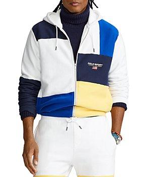 Polo Ralph Lauren - Polo Sport Patchwork Fleece Hoodie
