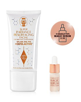 Charlotte Tilbury - Super Radiance Resurfacing AHA + BHA + PHA Facial 0.6 oz.