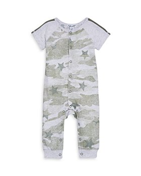 Splendid - Boys' Star Camo Coverall - Baby