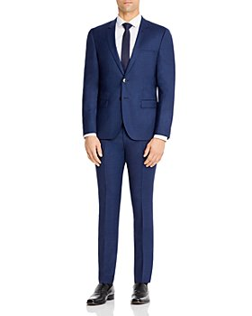 HUGO - Arti & Hesten Micro Check Extra Slim Fit Suit Separates