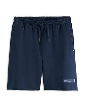 Scotch & Soda - Organic Cotton Regular Fit Sweat Shorts