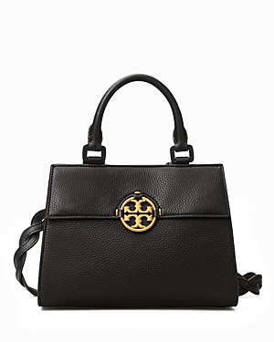 Tory Burch Miller Leather Satchel