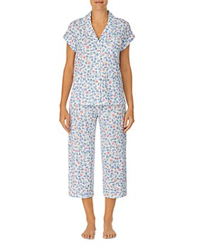 Ralph Lauren - Cropped Pajama Set