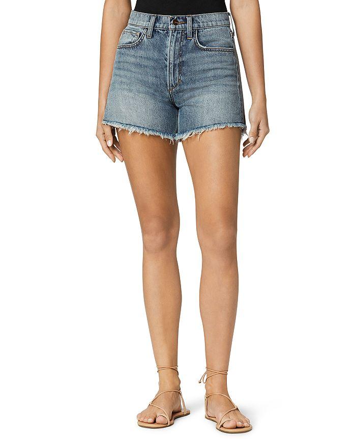 Joe's Jeans - The Sadie Cutoff Denim Shorts in Dawn