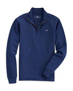Vineyard Vines - Saltwater Quarter Zip Sweater