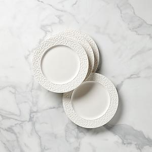 kate spade new york Blossom Lane Dinner Plates, Set of 4