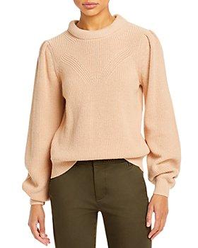 Joie - Harlequin Mock Neck Sweater