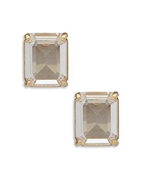 Ralph Lauren - Stone Square Stud Earrings