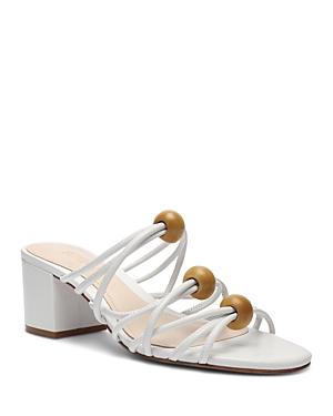 Schutz Women's Roanna Strappy Embellished High Heel Sandals
