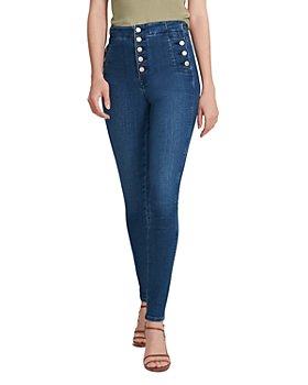 J Brand - Natasha Sky High Skinny Jeans