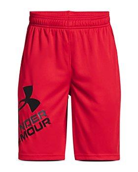 Under Armour - Boys' UA Prototype Logo Shorts 2.0 - Big Kid