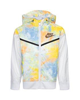 Nike - Boys' Tie Dyed Windrunner Jacket - Little Kid