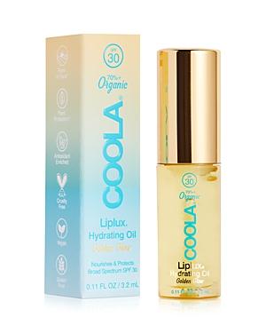 Liplux Hydrating Lip Oil Spf 30 0.1 oz.